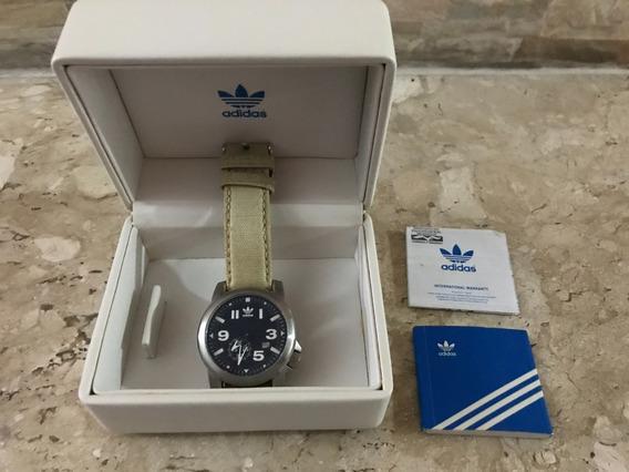 Relógio adidas Masculino Adh1280 - Pulseira De Couro