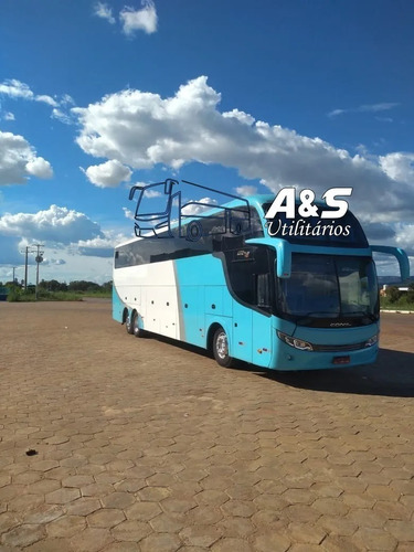 Imagem 1 de 9 de Comil Invictus 2018 Scania Super Oferta Confira!! Ref.288