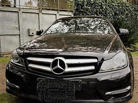 Mercedes Benz Clase C 250 Coupe Blue Efficiency - Año 2013