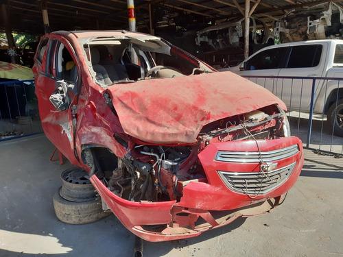 Chevrolet Onix 1.0 2013/2014 - Sucata Para Retirada De Peças