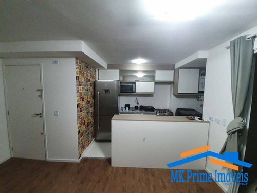 Imagem 1 de 15 de Lindo Apartamento 47m² Com Armários No Novo Osasco - 2115
