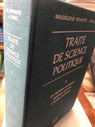 Traite De Science Politique
