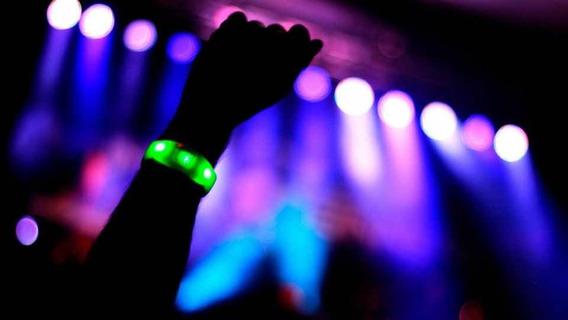 Pulseras Rítmicas Luminosas Led Tipo Coldplay