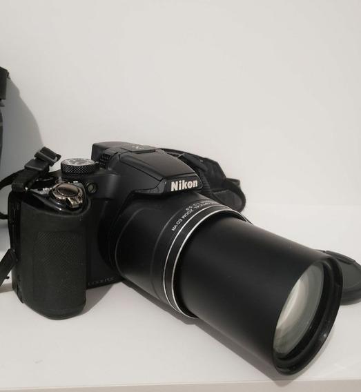 Câmera Top Nikon P510 Zoom 42x