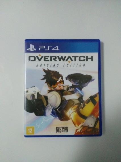 Jogo Overwarch Origins Edition Para Ps4