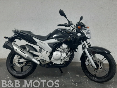 Yamaha Ys 250 Fazer 2012 Preta N Cbx Twister 250 Cb 300
