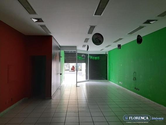 Salão Comercial 150 Mts² - 1185