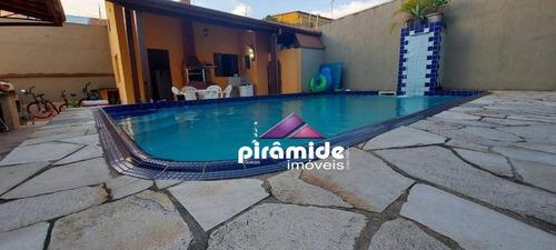 Sobrado Com 4 Dormitórios À Venda, 150 M² Por R$ 660.000,00 - Indaiá - Caraguatatuba/sp - So0379