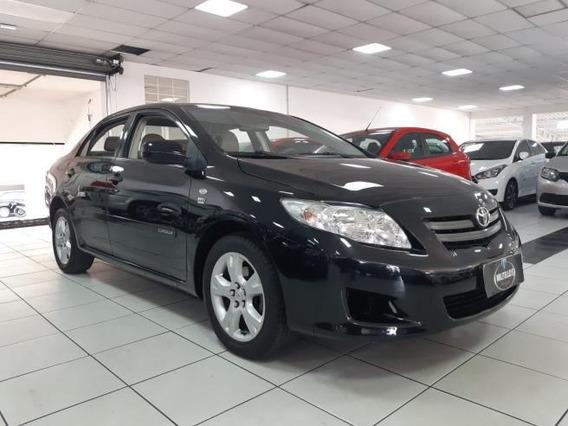 Toyota Corolla Gli 1.8 16v (flex) (aut)