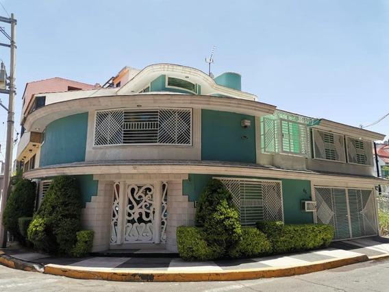 Casa En Venta Paseos Churubusco, Acabados D Lujo Remodelada