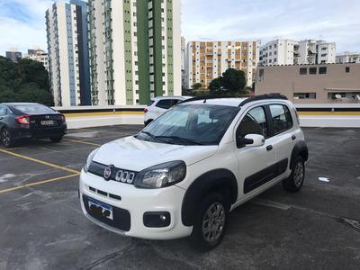 Fiat Uno 1.4 Way Flex Dualogic 5p 2016