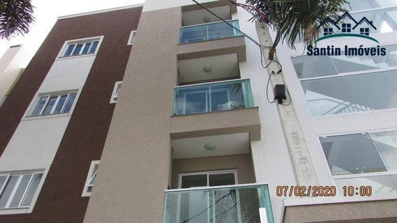 Apartamento Sem Condomínio Com 2 Dormitórios À Venda, 50 M² Por R$ 205.000 - Afonso Pena - São José Dos Pinhais/pr - Ap1182