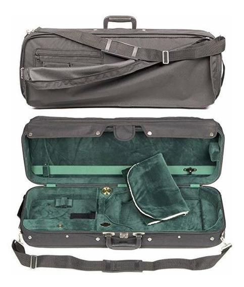 Jsi Adjustable 1009 Viola Case Con Black Exterior Y Gree ©
