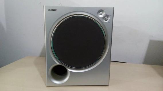 Subwoofer Sony Ativo 8 Polegadas Msp 87 Bivolt