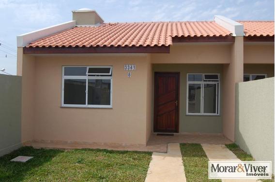Casa Para Venda Em Fazenda Rio Grande, Estados, 2 Dormitórios, 1 Banheiro, 1 Vaga - Faz0660