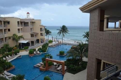 Hermoso Penthouse Frente Al Mar Residencia El Faro Zona Centro Playa Del Carmen P1719