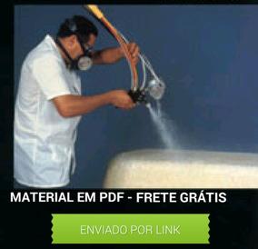Curso Básico Abc Da Fibra De Vidro Fiberglass Artesanal