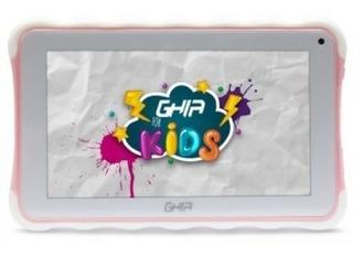 Tablet Ghia Kids 7 Toddler Gtab718ros Quad Core 1gb / 8gb