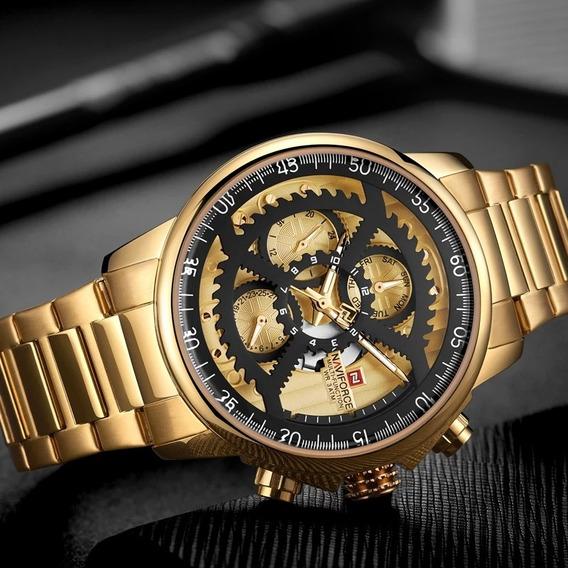 Relógio Masculino De Quartzo Original