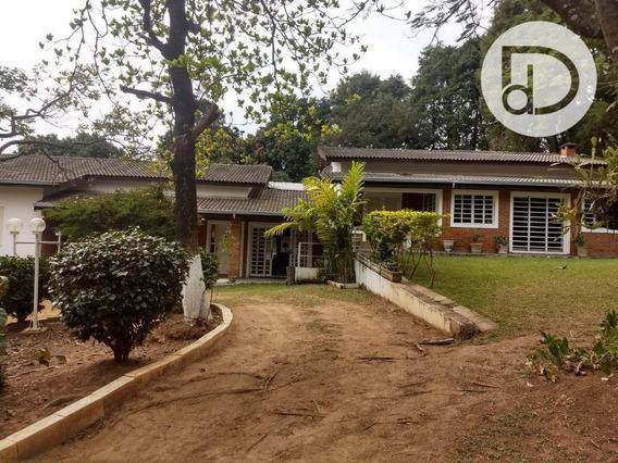 Chácara Com 5 Dormitórios À Venda, 4731 M² Por R$ 790.000 - Joapiranga - Valinhos/sp - Ch0164