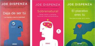 Deja De Ser Tu Joe Dispenza Pack De 3 Libros