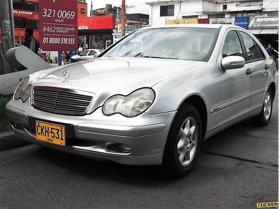 Mercedes Benz Clase C 180 2.0