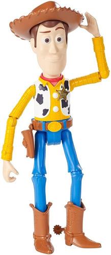 Imagen 1 de 5 de Toy Story  Woody Articulada  Mattel Bestoys