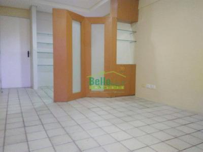 Sala Comercial Para Locação, Graças, Recife. - Sa0034