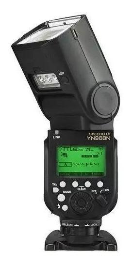 Flash Yongnuo Yn 968 Para Nikon Lançamento Pronta Entrega