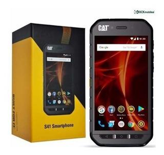 Celular Cat S41+ 3 Gb Ram 32 Gb Rom - Original Delivery