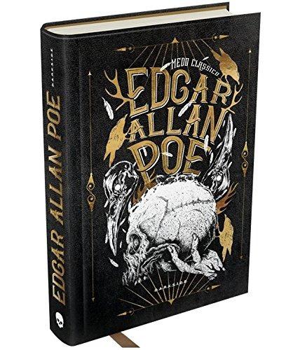 Medo Clássico Edgar Allan Poe Literatura Estrangeira Terror