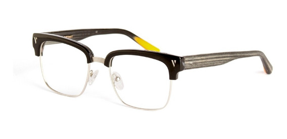 Armazón Lentes Infinit Olivier Jr Bs.granite.wood