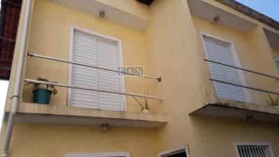 Sobrado A Venda No Bairro Vila Santo Antônio Da Boa Vista - Csn - 241-1