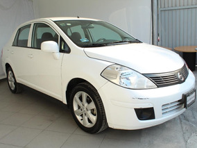 Nissan Tiida 4p Sedan Advance 1.8 6vel A/a