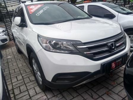 Honda Cr-v Lx 2.0 16v Gasolina Manual