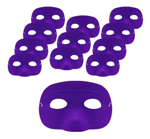 Antifaz Fluo X 60 Mascaras Cotillón Para Fiestas Cumpleaños