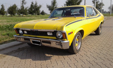 Chevy Serie 2 Ss Coupe