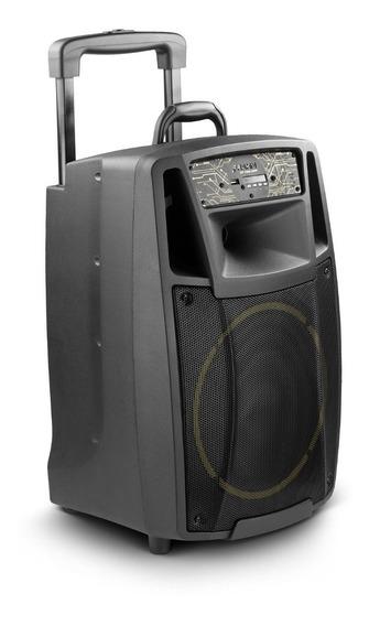 Caixa De Som Amplificada Portátil Cf 700 App Frahm 350w Rms