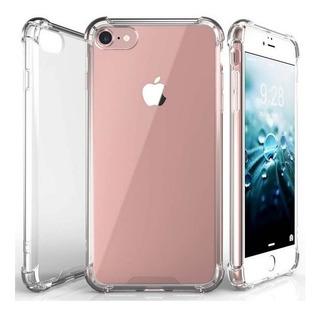 Funda Tpu Rigida Antishock iPhone Modelos Varios Olivos