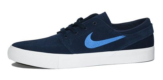 Tênis Unissex Nike Sb Stefan Jnoski Camurça Aq7475 401