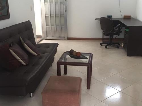 Apartamento Amoblado Parque Belen Con Balcon Medellin
