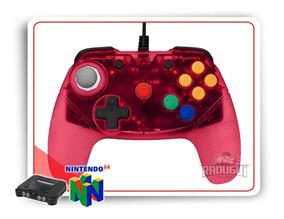 Controle Nintendo 64 Brawler64 Retro Fighters Gamepad N64