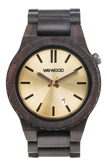Relógio, Wewood, Arrow Black/gold