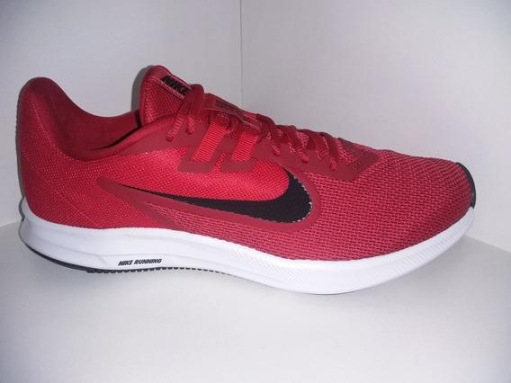Tenis Nike Downshifter 9 Red Black Aq7481600