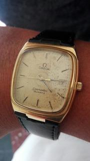 Vendo O Cambio Reloj Omega Seamaster Quartz Original Suizo