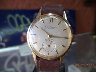 Reloj Girard Perregaux Caja De Oro 18 K Caja Nacional
