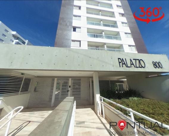 Apartamento À Venda Em Marília No Edifício Palazzo Esmeralda - Ap00151 - 32959295