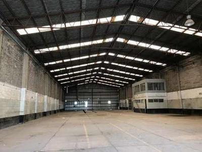 Renta De Bodega Industrial En Tultitlán De Mariano Escobedo