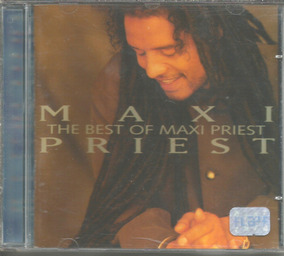 Cd - Maxi Priest - The Best Of - Lacrado