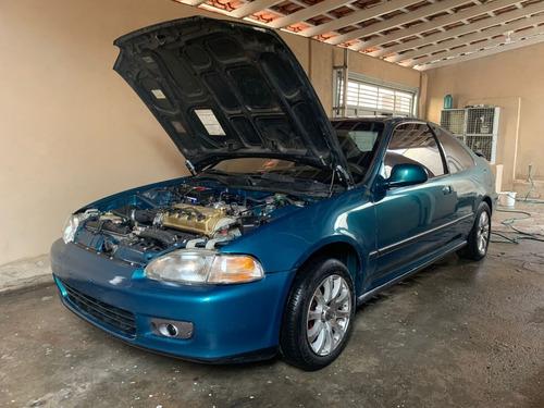 Imagem 1 de 10 de Honda Civic Coupe 93 (ej1)